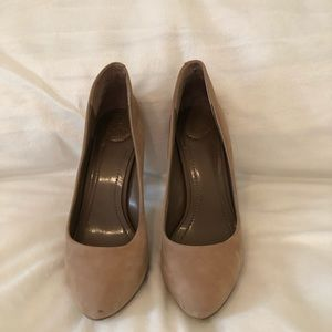 BCBGeneration Suede Pumps